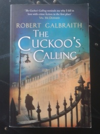 The Cuckoo's Calling | edgeofaword