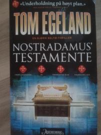 Nostradamus testamente | edgeofaword