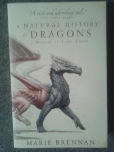 A Natural History of Dragons|edgeofaword