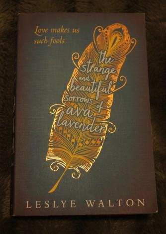The Strange and Beautiful Sorrows of Ava Lavender | edgeofaword