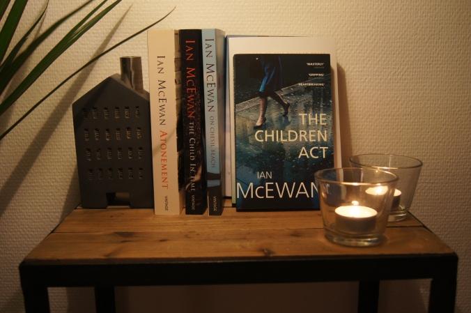 Romaner av Ian McEwan | edgeofaword