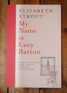 My Name is Lucy Barton av Elizabeth Strout | edgeofaword