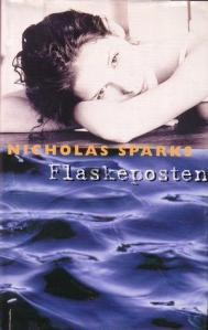 Flaskeposten av Nicholas Sparks | edgeofaword