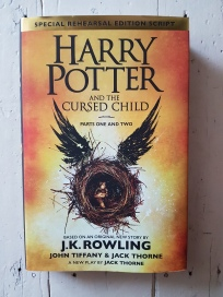 Harry Potter and the Cursed Child | edgeofaword