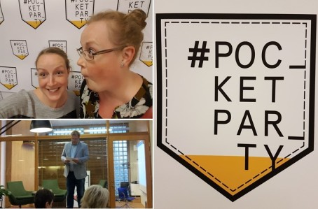 Pocketparty hos Gyldendal september 2016 | edgeofaword
