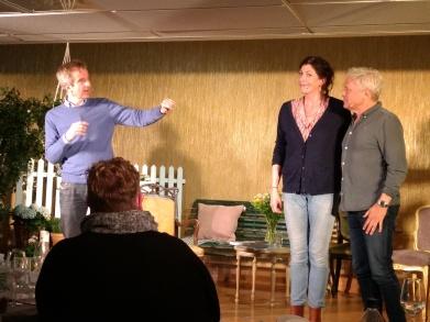 Teatersport på Vårfestivalen til Cappelen Damm | edgeofaword
