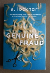 Genuine Fraud av E. Lockhart | edgeofaword