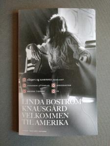 Velkommen til Amerika av Linda Boström Knausgård | edgeofaword