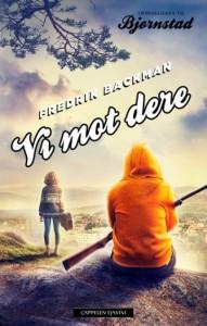 Vi mot dere av Fredrik Backman | edgeofaword