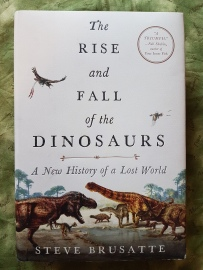 The Rise and Fall of the Dinosaurs | edgeofaword